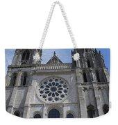 Cathedral At Chartres Weekender Tote Bag