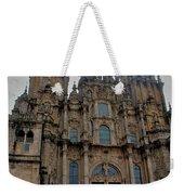 Cathedral At Santiago De Compostela Weekender Tote Bag