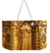 Cathedral De La Almudena Weekender Tote Bag