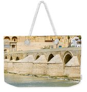 Cathedral Mosque In Cordoba Weekender Tote Bag