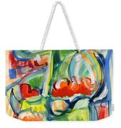 Cathedral Of The Heart Weekender Tote Bag