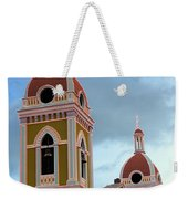 Cathedral On The Square 2 Weekender Tote Bag