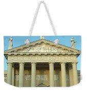 Cathedral. Vilnius. Lithuania Weekender Tote Bag