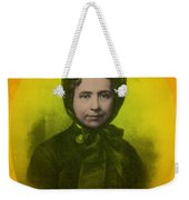 Catherine Booth, Co-founder Salvation Weekender Tote Bag