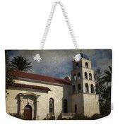 Catholic Church Old Town San Diego Weekender Tote Bag