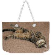 Catnip Weekender Tote Bag