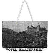 Catskills Hotel, 1884 Weekender Tote Bag