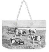 Cattle, 1888 Weekender Tote Bag