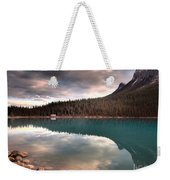 Caught In Reflections Weekender Tote Bag