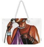 Cecile Kayirebwa Weekender Tote Bag