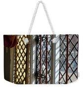 Cecilenhof Palace Window Weekender Tote Bag