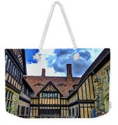 Cecilienhof Palace At Neuer Garten Weekender Tote Bag
