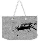 Cedar Waxwing - Bird - Enhanced Weekender Tote Bag