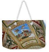 Ceiling Inside Venetian Hotel Weekender Tote Bag