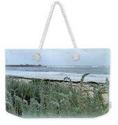 Celadon Seascape Weekender Tote Bag
