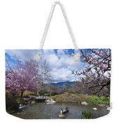 Celebrating Spring Weekender Tote Bag