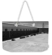 Prison Cell Row Weekender Tote Bag