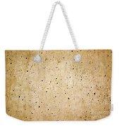 Cement Wall Weekender Tote Bag