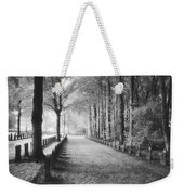 Cemetery At Ypres  Weekender Tote Bag by Simon Marsden