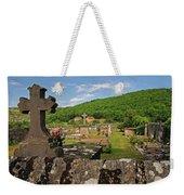 Cemetery In France Weekender Tote Bag
