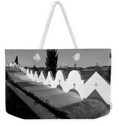 Cemetery Spain Three Weekender Tote Bag