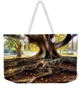 Centenarian Tree Weekender Tote Bag