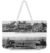 Centennial Expo, 1876 Weekender Tote Bag by Granger