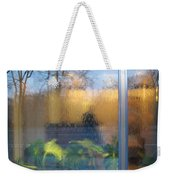 Central Park Reflections Weekender Tote Bag