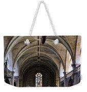 Centuries Old Church Weekender Tote Bag