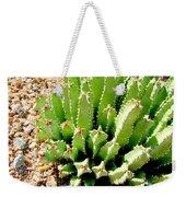 Cereus Peruvianis Cactus Weekender Tote Bag