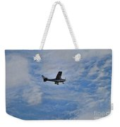Cessna In Flight Weekender Tote Bag