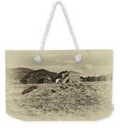 Chaffee County Poor Farm Print Weekender Tote Bag