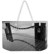 Chained Together Weekender Tote Bag