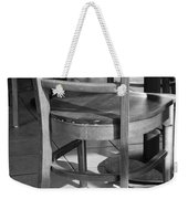 Chair Weekender Tote Bag