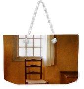 Chair Under Window Weekender Tote Bag