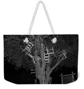 Chairy Tree Weekender Tote Bag