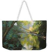 Champagne Creek Weekender Tote Bag