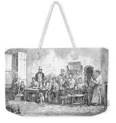 Champagne Production, 1855 Weekender Tote Bag
