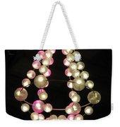 Chandelier From Pearls Weekender Tote Bag
