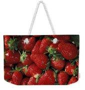 Chandler Strawberries Weekender Tote Bag