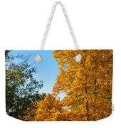 Changing Leaves Weekender Tote Bag