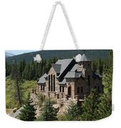 Chapel On The Rock Weekender Tote Bag