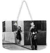 Chaplin: Modern Times, 1936 Weekender Tote Bag