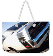 Charger Rt Weekender Tote Bag