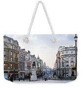 Charing Cross In London Weekender Tote Bag