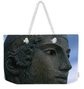 Charioteer Of Delphi Weekender Tote Bag by Photo Researchers