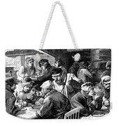Charities: New York Weekender Tote Bag