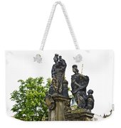 Charles Bridge - Prague Weekender Tote Bag