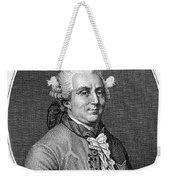 Charles De Vergennes Weekender Tote Bag