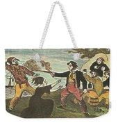 Charles Gibbs, American Pirate Weekender Tote Bag
